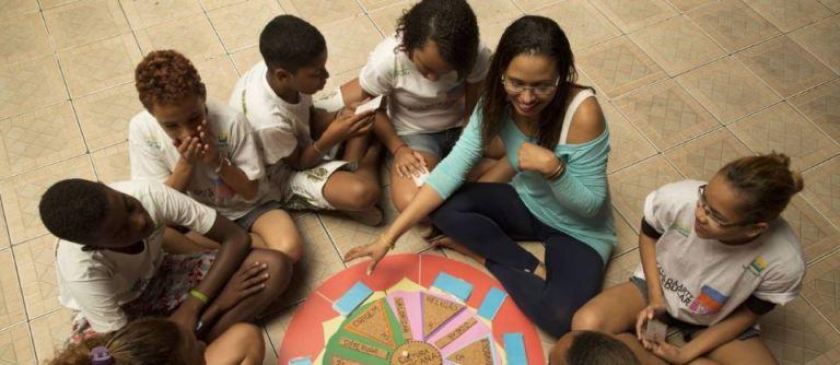 Portal Capoeira ONG mapeia influência da cultura africana no Morro da Mangueira Cidadania