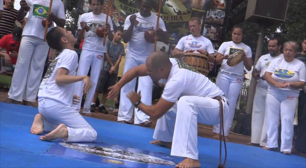 Portal Capoeira Campo Grande: 1º Festival Nacional Arte Capoeira Inclusiva Eventos - Agenda
