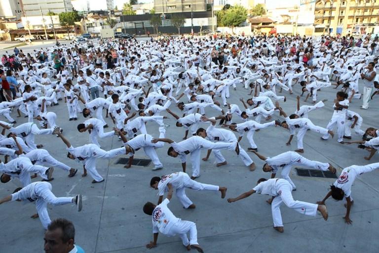 Portal Capoeira Campina Grande vai realizar roda de capoeira gigante Notícias - Atualidades