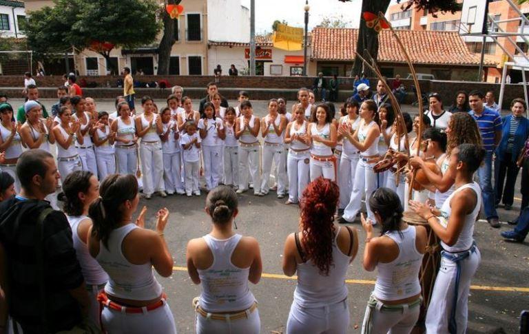 Portal Capoeira Aconteceu: 2º Encontro de Mulheres Capoeiristas de Roraima Capoeira Mulheres