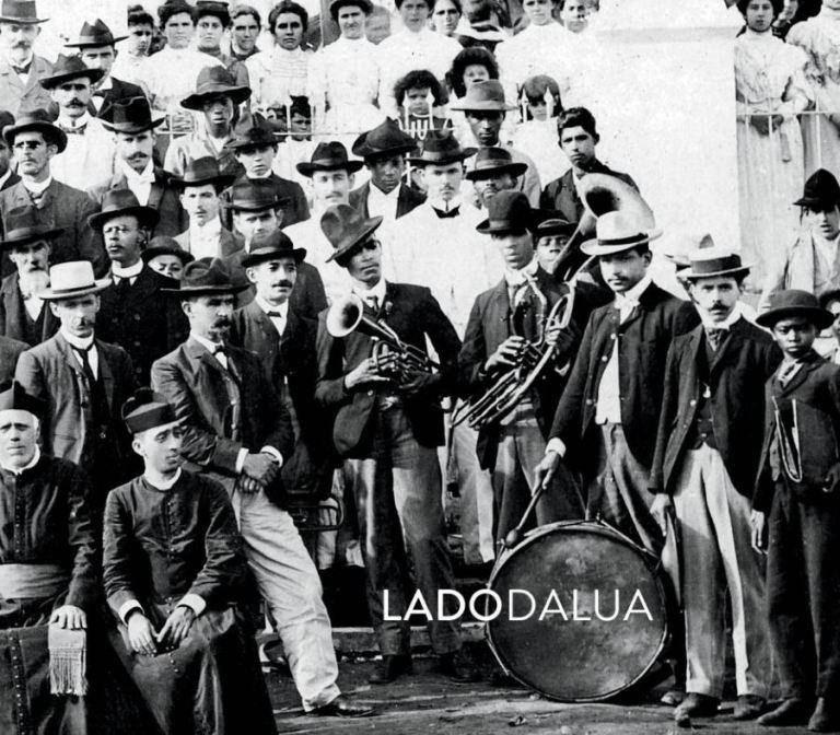 Portal Capoeira Música: LADODALUA Apresenta Primeiro Álbum Cultura e Cidadania