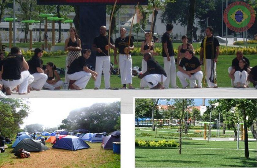 Portal Capoeira Tondela: Acampamento e Treinamento de Capoeira Eventos - Agenda