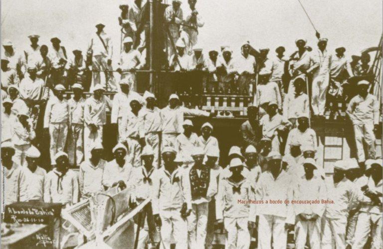 Portal Capoeira Almirante Negro o Marinheiro Absoluto Cultura e Cidadania