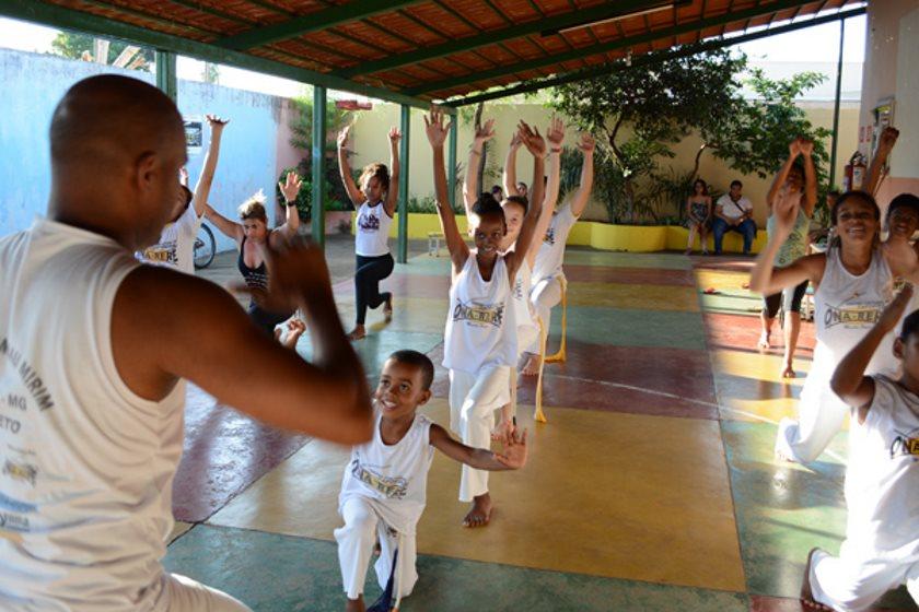 Atividades culturais no bairro Canaã tem vagas para crianças