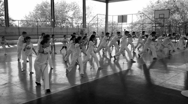 Portal Capoeira Presidente Prudente: Oficinas de Capoeira em praças da juventude e em polos Cidadania