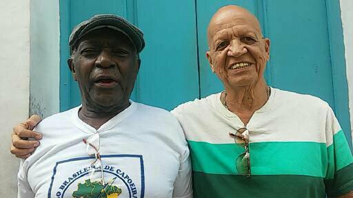 Dolf van der Schoot  Portal Capoeira