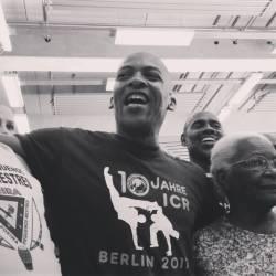 Berlin – Integração e muita capoeiragem Capoeira Eventos – Agenda 1
