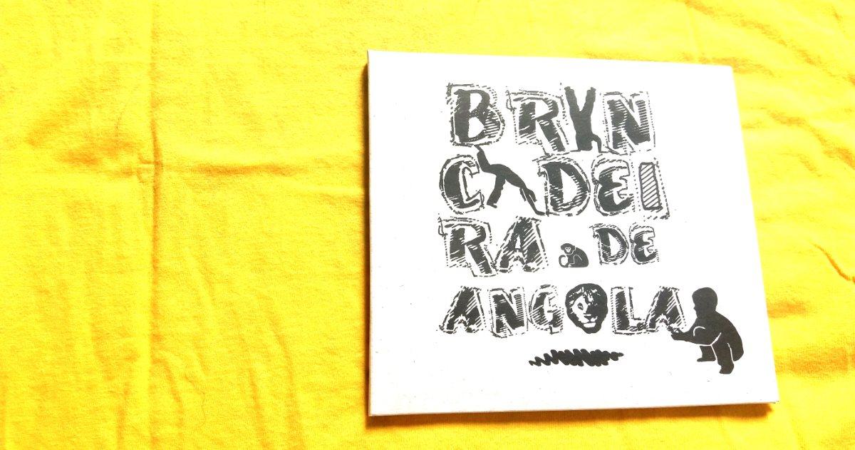 CD Capoeira Infantil Brincadeira de Angola