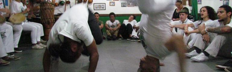 Portal Capoeira Núcleo SP de Capoeira Semente do Jogo de Angola comemora 15 anos Eventos - Agenda