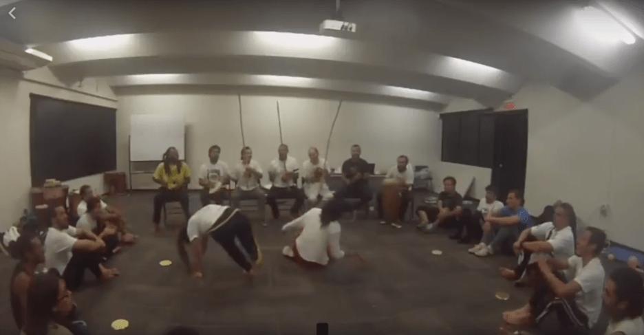 Uma História para partilhar... E se fosse voce? Capoeira Cidadania Portal Capoeira