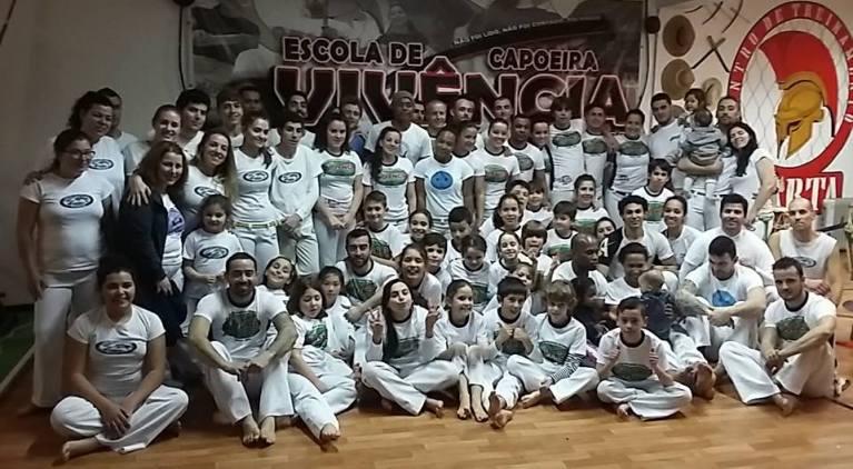Portal Capoeira Escola de Capoeira Vivência: Não foi lido, Não foi contado, foi Vivido... Capoeira