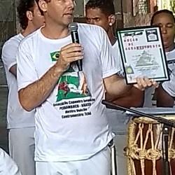 Aconteceu: XVII Encontro Internacional, Batizado e Troca de Cordas da Associação Capoeira Interação Eventos – Agenda 1
