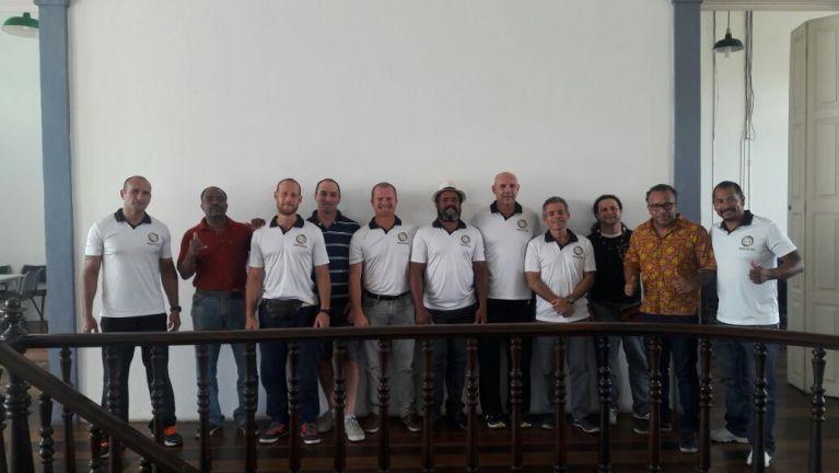 Portal Capoeira Panorama das ações do Colegiado de Mestres de Capoeira de Santa Catarina Cidadania