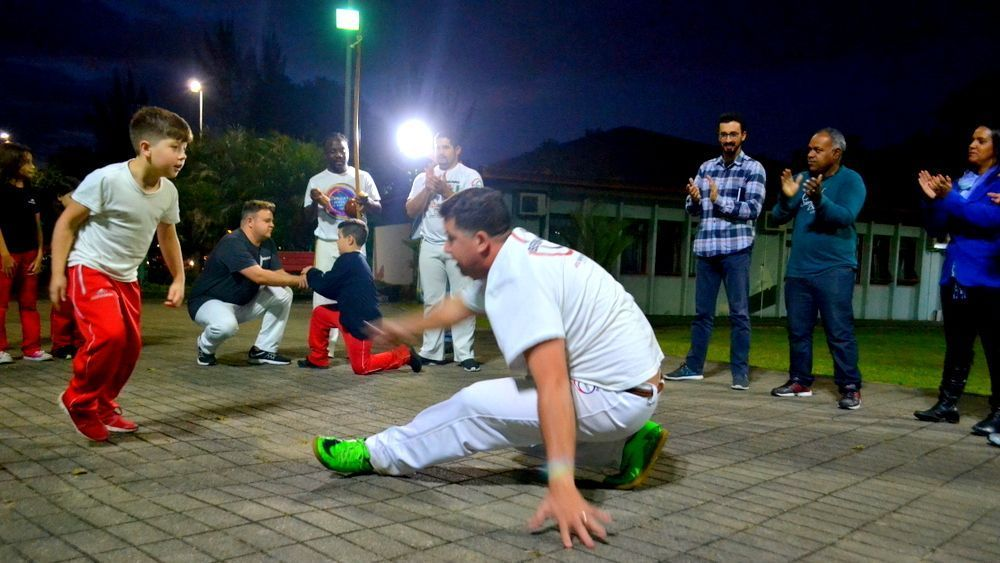 Portal Capoeira Unesc oferece aulas gratuitas de capoeira para a comunidade Cidadania