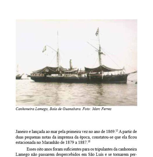 Marinheiros, moleques e Heróis: alguns personagens da capoeira do Maranhão de fins do Século XIX