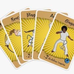 Jovem cria jogo de tabuleiro para ensinar história da capoeira a alunos do fundamental Curiosidades 2
