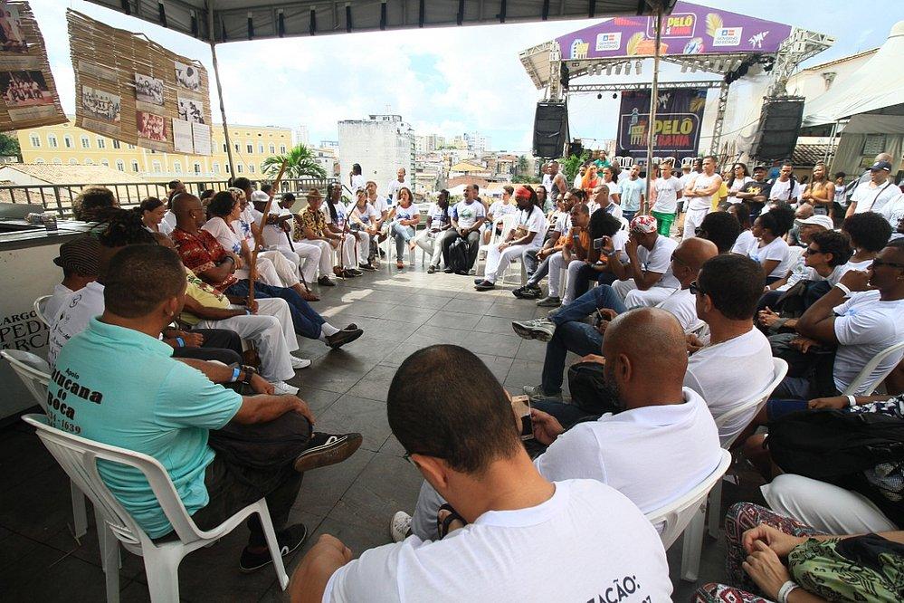Bahia: CD reúne cantigas históricas da capoeira baiana Eventos - Agenda Musicalidade Portal Capoeira 1