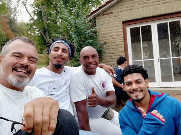 Intercâmbio Intercultural Educacional e Esportivo Iê! 2019 Capoeira Portal Capoeira 2