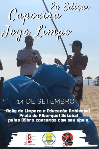 Movimento CAPOEIRA JOGA LIMPO Capoeira Portal Capoeira