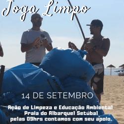 Movimento CAPOEIRA JOGA LIMPO Capoeira