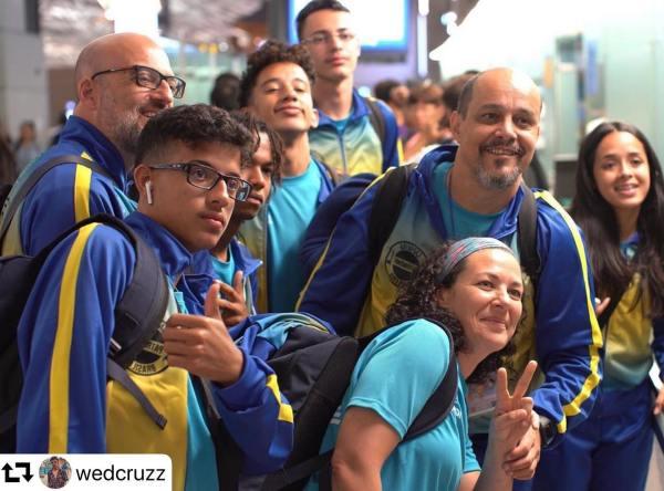 3º Acampamento Internacional de Artes Marciais da Juventude - ICM UNESCO Capoeira Portal Capoeira 1