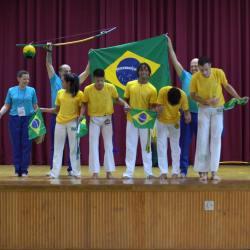 3º Acampamento Internacional de Artes Marciais da Juventude – ICM UNESCO Capoeira