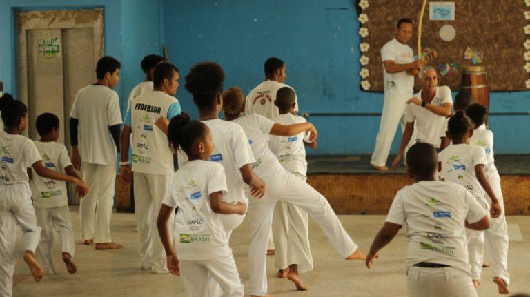 Bahia: Projeto Ginga De Peito Aberto Eventos - Agenda Portal Capoeira
