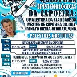 IV Seminário Questões Epistemológicas da Capoeira Capoeira Portal Capoeira 2