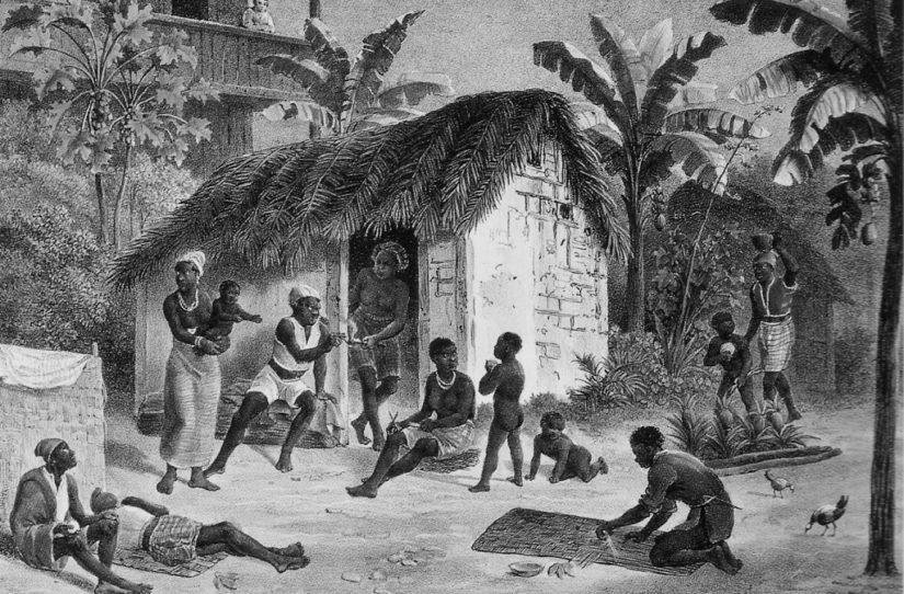 Abolição da escravatura Brasileira Curiosidades Portal Capoeira
