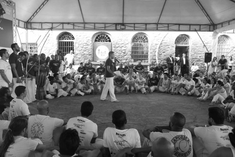 Festival Internacional de Capoeiragem está com inscrições abertas Capoeira Portal Capoeira