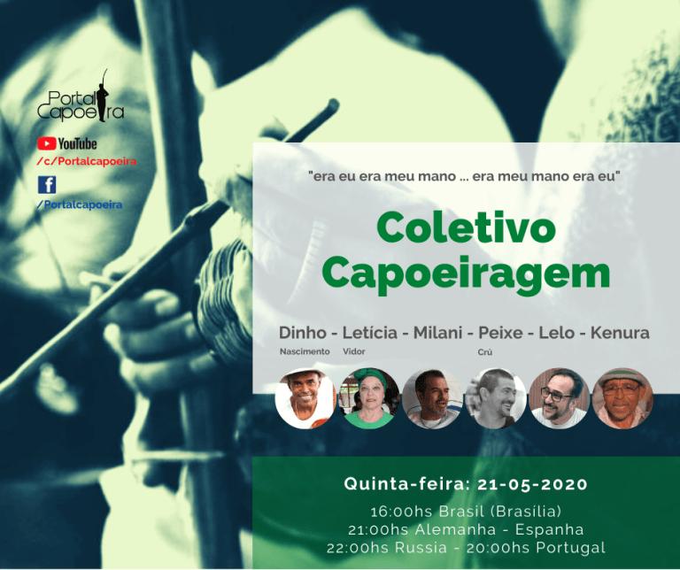 Portal Capoeira Coletivo Capoeiragem São Paulo Capoeira