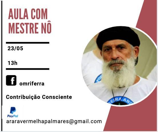 """Portal Capoeira MESTRE com """"M"""" Maiúsculo! Eventos - Agenda"""