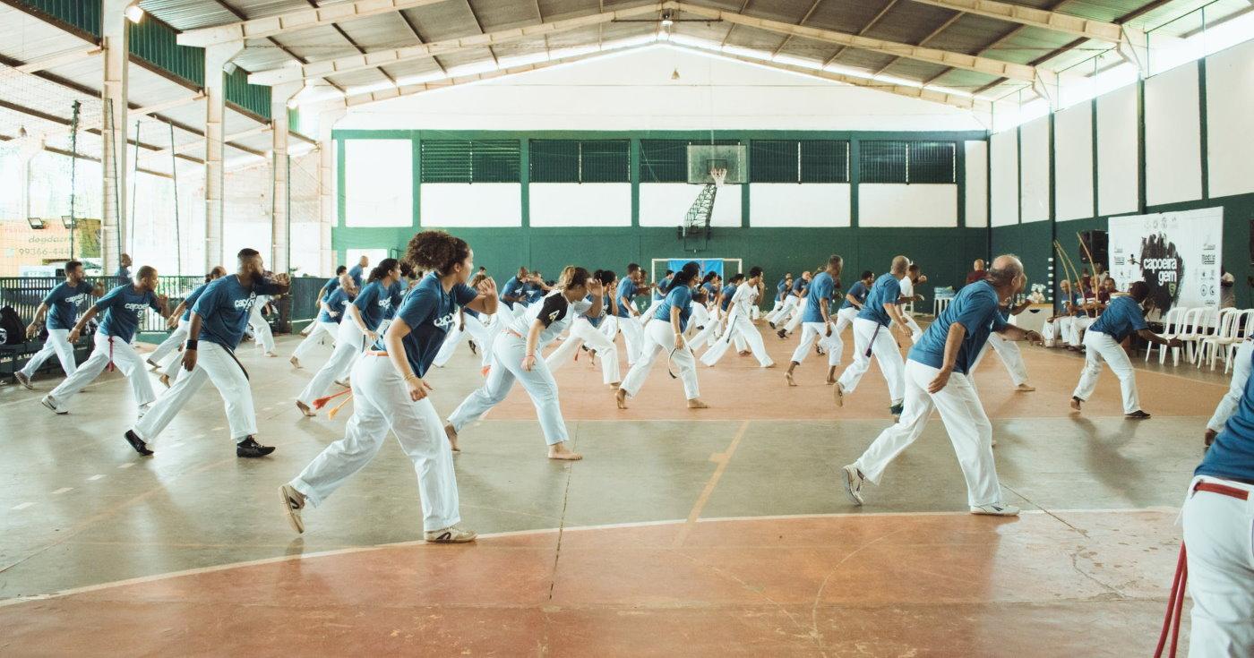 Veja como promover e organizar um evento de capoeira