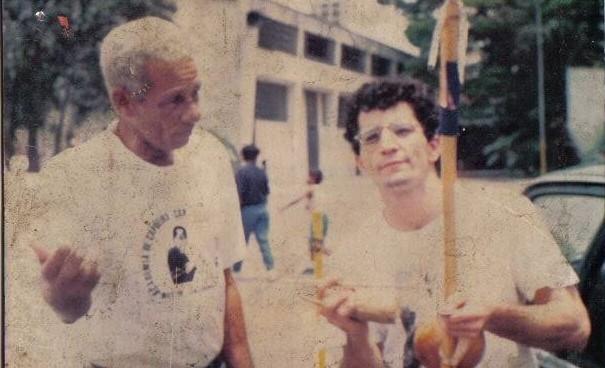 Portal Capoeira Entrevista Mestre Canjiquinha 1960 Capoeira