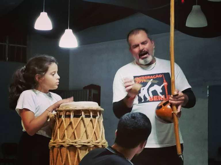 Portal Capoeira Feliz Natal... Capoeira