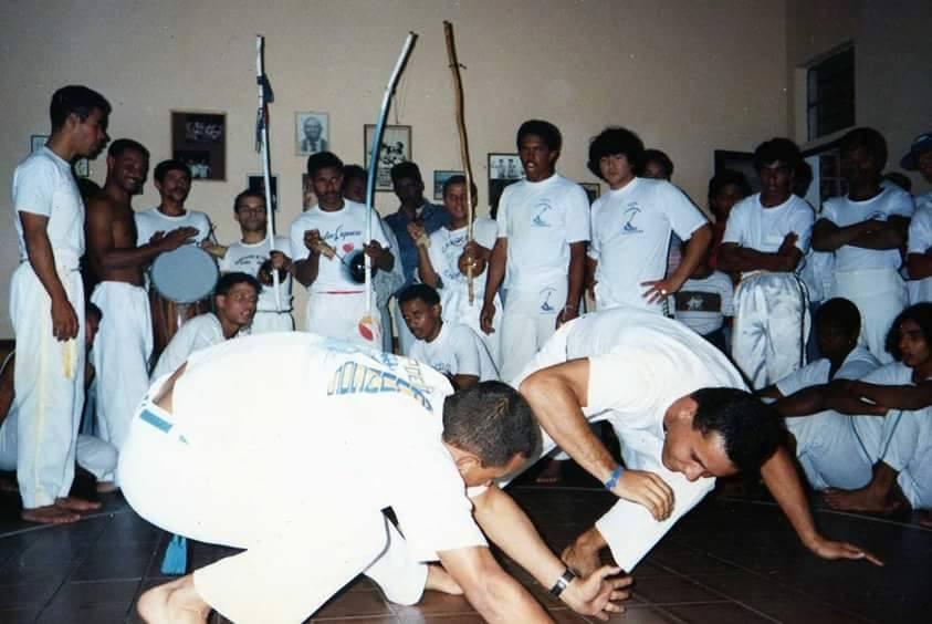 Portal Capoeira Malungos: Irmãos de Viagem Capoeira Cidadania