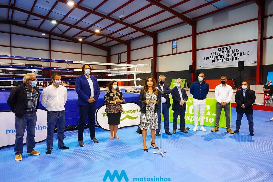 Portugal – Matosinhos: Centro de Artes Marciais e Desportos de Combate
