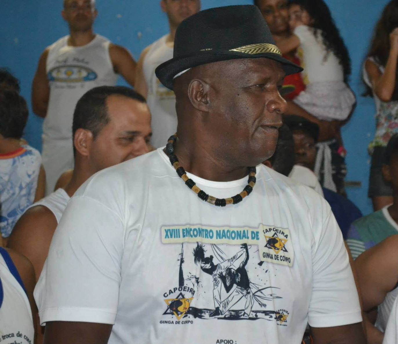 Portal Capoeira Nota de Falecimento: Mestre Chita Notícias - Atualidades