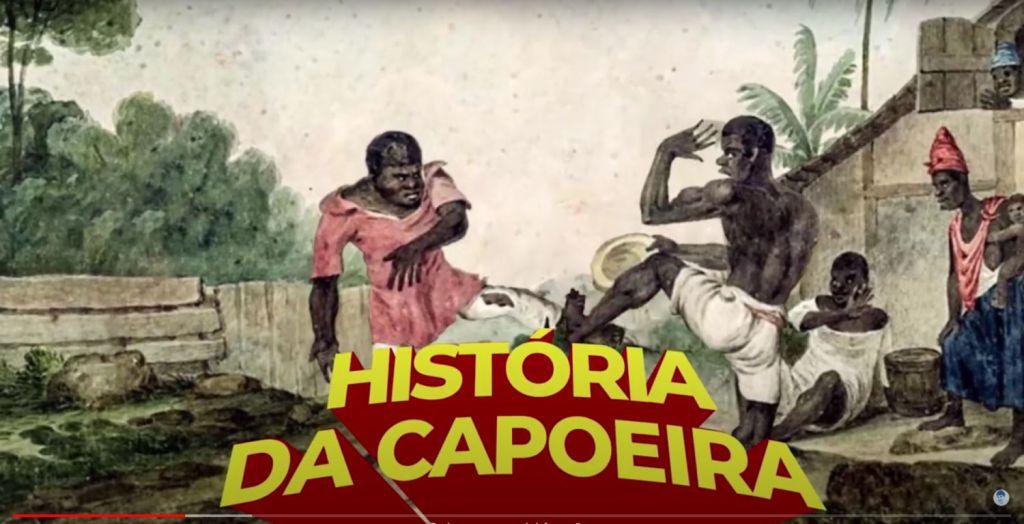 """A """"História da Capoeira"""" por Eduardo Bueno"""