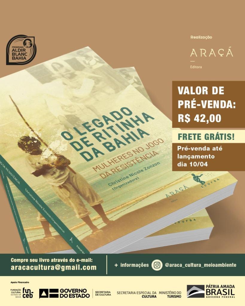 O legado de Ritinha da Bahia: mulheres no jogo da resistência Capoeira Portal Capoeira