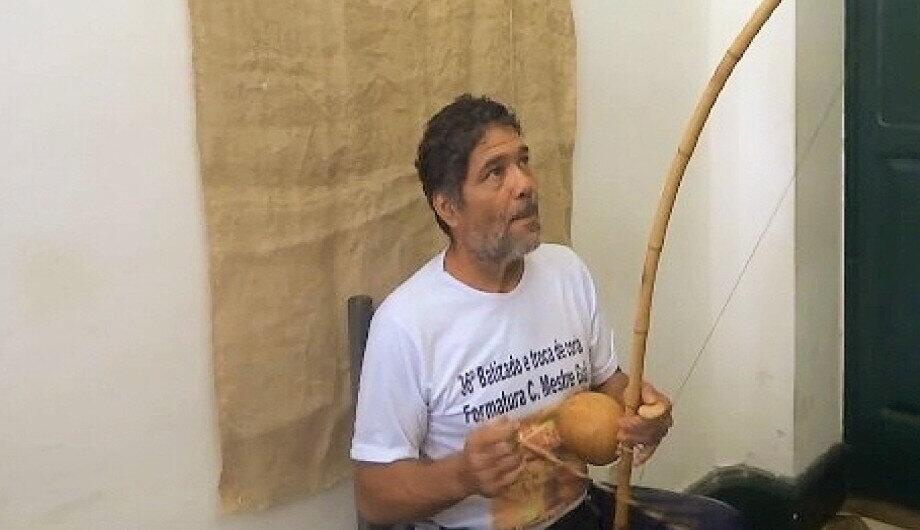 Portal Capoeira Cachoeiro – Secretaria de Cultura publica entrevista com Mestre Volmir Capoeira