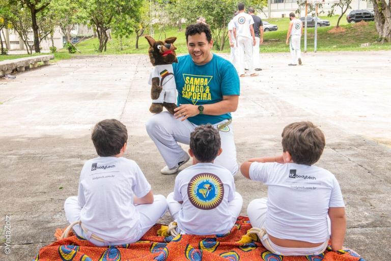 Portal Capoeira O que a indisciplina quer dizer? Publicações e Artigos Saúde e Comportamento