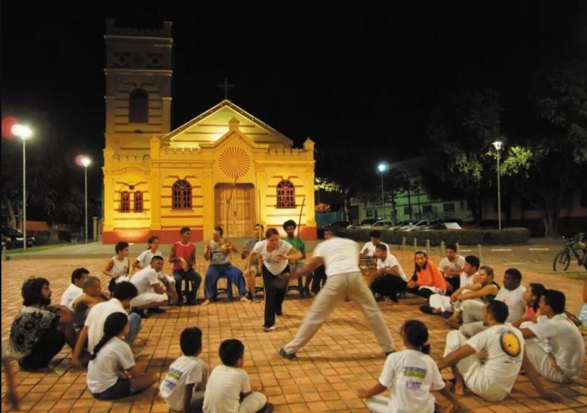 Portal Capoeira Documentário retrata trajetória da roda de capoeira da Igreja Matriz Notícias - Atualidades