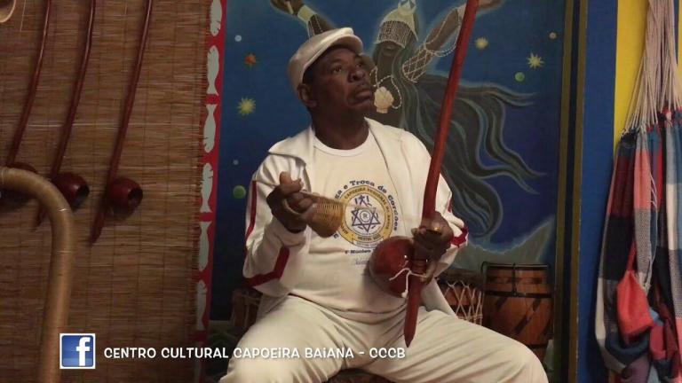 Portal Capoeira Viva a Bozó Preto Fundamentos da Capoeira Notícias - Atualidades