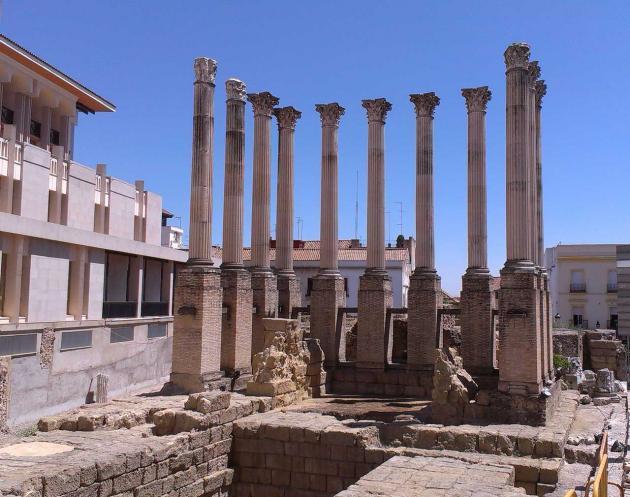 El templo romano de Córdoba abrirá en verano | Portal Clásico