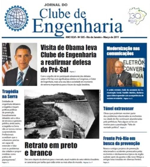 Jornal número 505 - Março de 2011