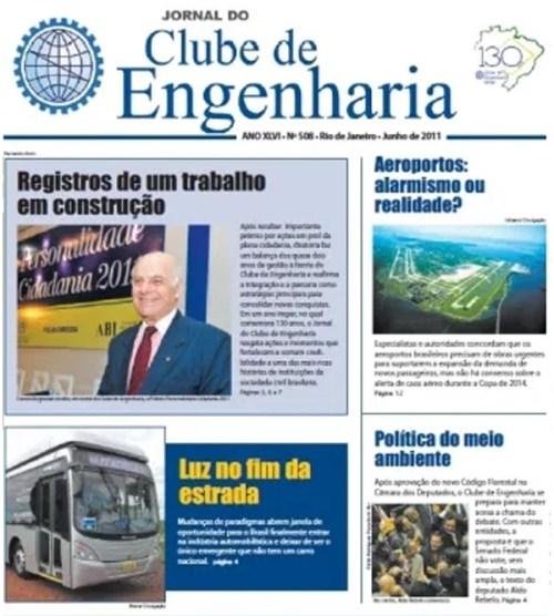 Jornal número 508 - Junho de 2011