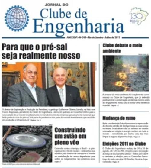 Jornal número 509 - Julho de 2011