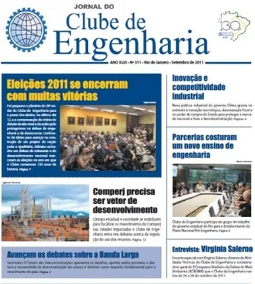 Jornal número 511 - Setembro de 2011