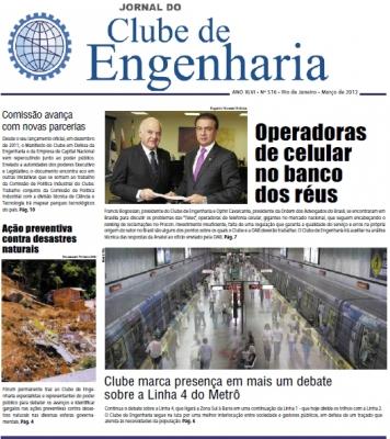 Jornal número 516 - Março de 2012